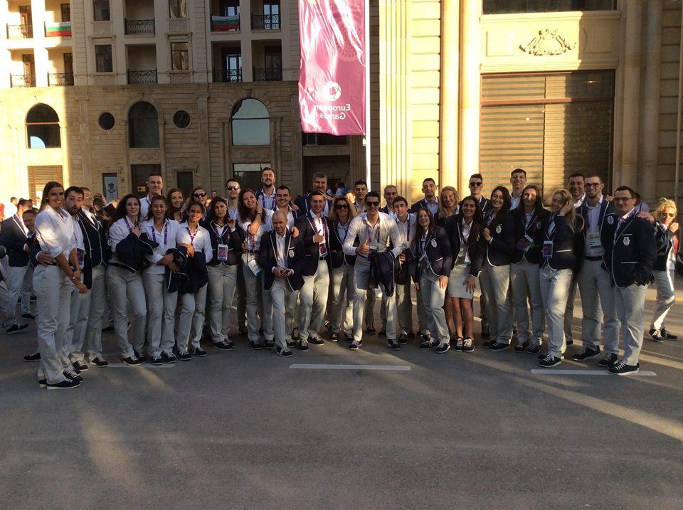 На Евро-Олипиадата в Баку - 2015