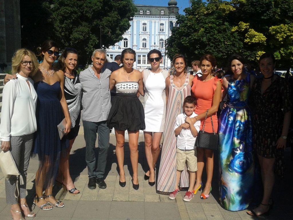 На волейболна сватба във Варна
