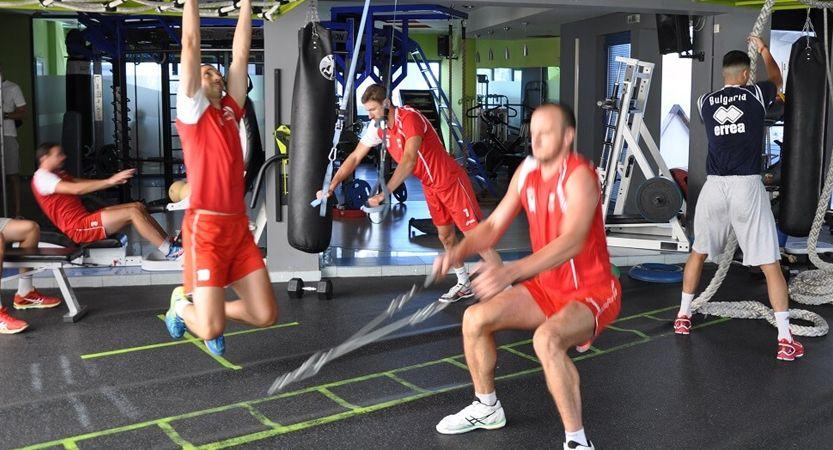 Кондиционната подготовка във волейбола – теоретико–методична основа