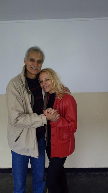 С моята бивша студентка Деси - Дейзи Ланг