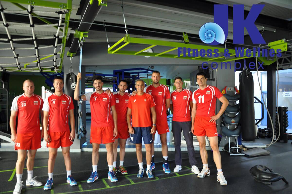 С нац. отбор по волейбол 2015