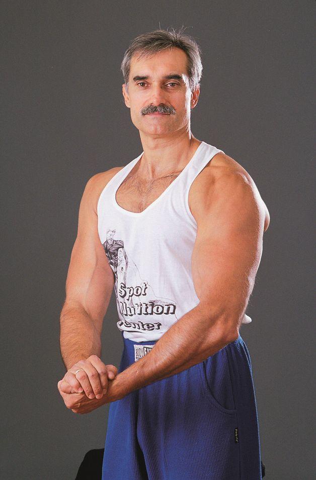 Ю. Карабиберов - 48 години