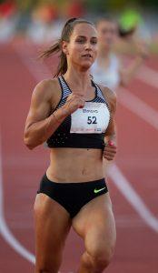 Инна Ефтимова - лека атлетика