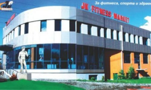JK Fitness - Building